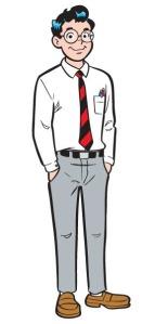Dilton Doiley The CW Riverdale Archie Comics