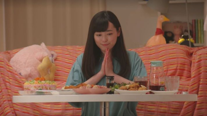 Good Morning Call Dinner Food Nao Yoshikawa Haruka Fukuhara