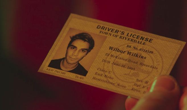 Riverdale Archie Driver's License