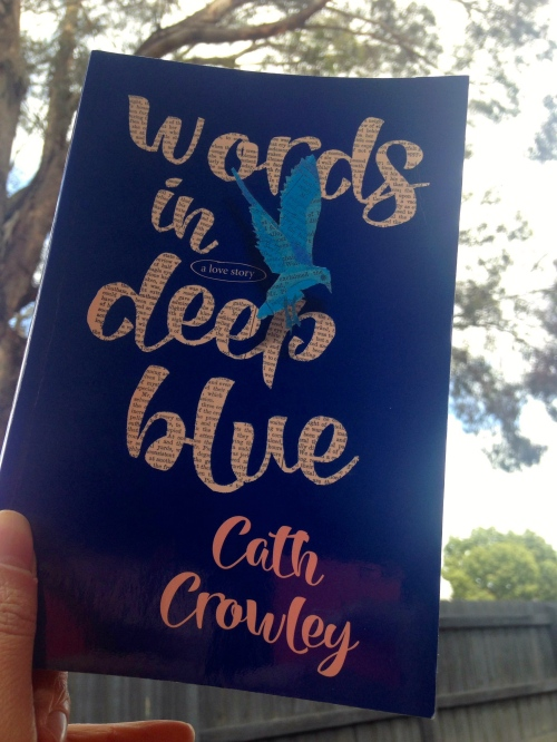 WOrds in Deep Blue Cath Crowley
