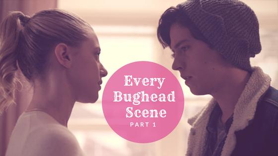 Every Bughead SCene Riverdale