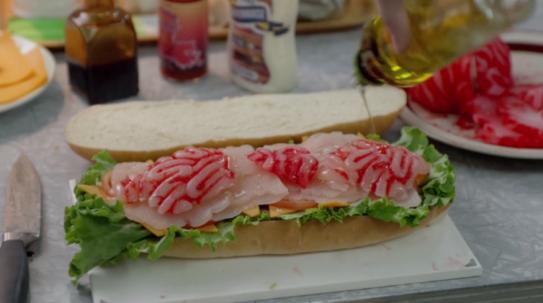 Hero Sandwich Cape Town iZombie Brain Food