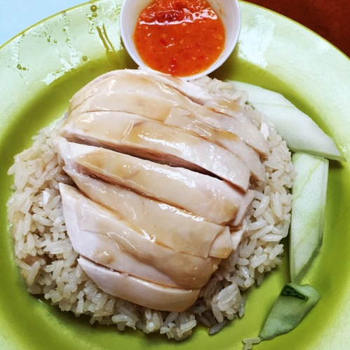 Singapore Food Chicken Rice Tian Tian