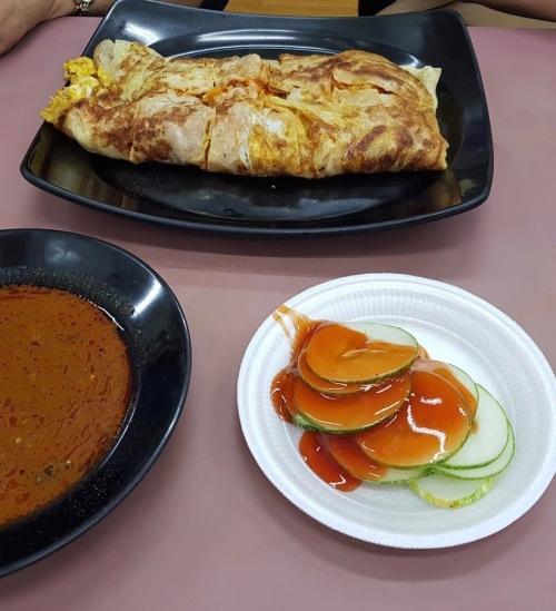 Singapore Best Food Murtabak