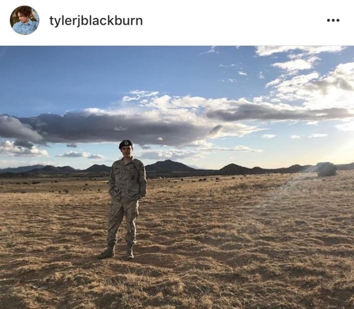 Roswell reboot Alex Manes Tyler Blackburn