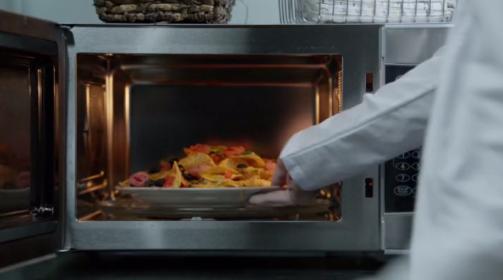 izombie brain food nachos
