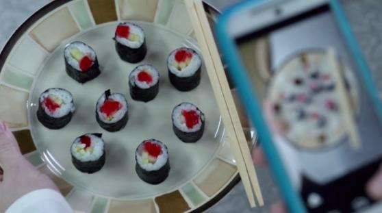 Physician, Heal Thy Selfie iZombie Sushi Brains Food