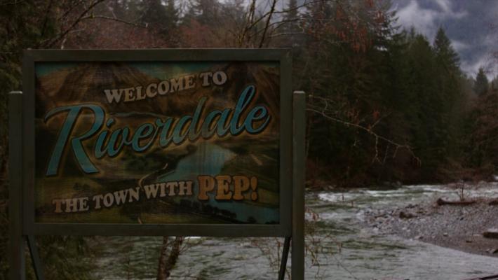 Riverdale town Archie Comics The CW