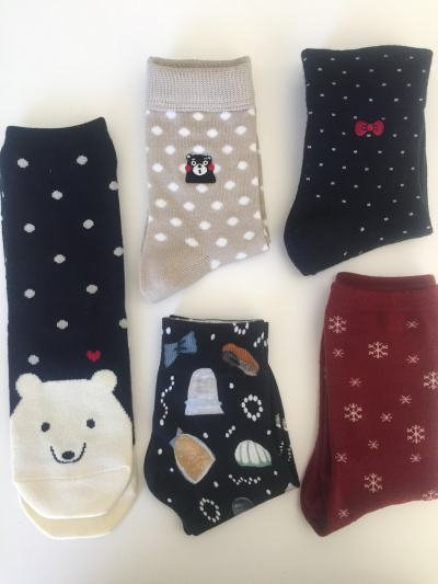 cute japanese socks