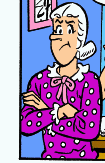 Miss Grundy Riverdale Archie Comics The CW