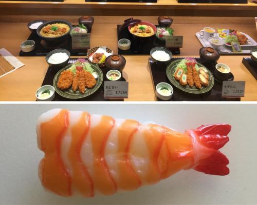 Japan Fake Food
