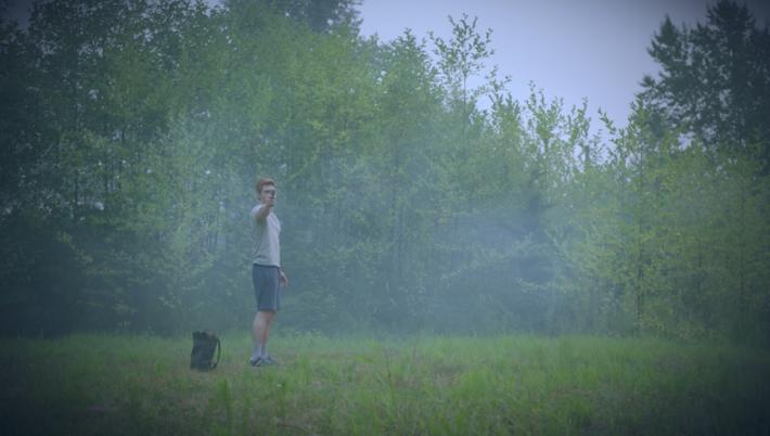 Riverdale 2x05 Archie Fog