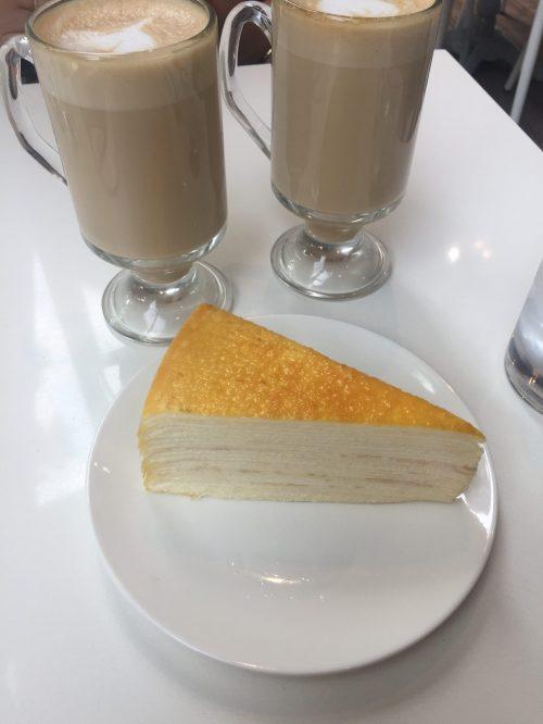 Singapore Food Crepe Cake Lady M