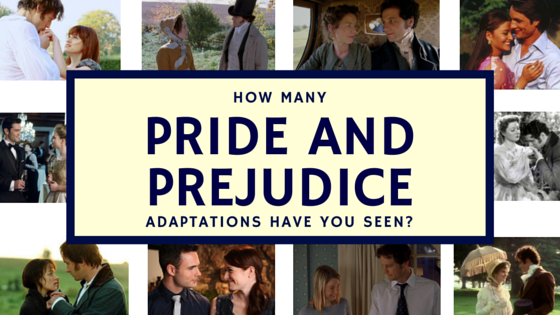Pride and Prejudice Adaptations