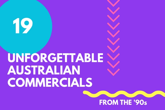 Aussie Australian Commercials Ads 90s 1990s