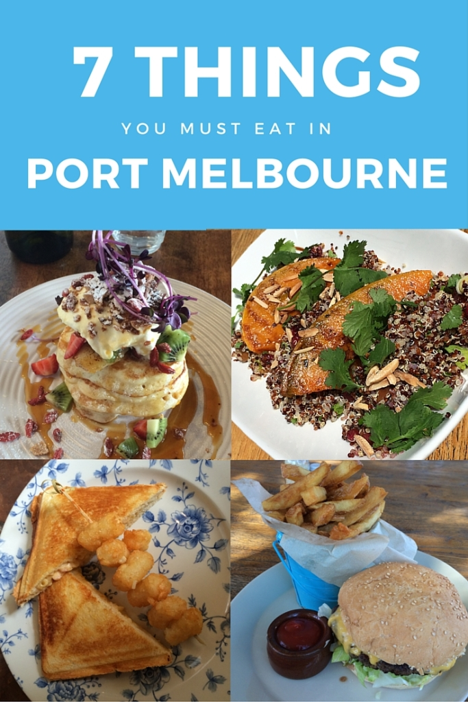 Port Melbourne Must Eat
