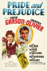 Pride and Prejudice 1940 Laurence Olivier