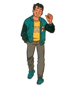 Reggie Mantle Riverdale Archie Comics The CW