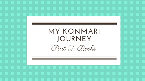 KonMari Books banner