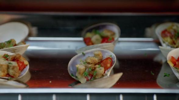 baked clams izombie food brain
