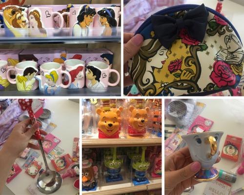 Tokyo DisneySea Merchandise