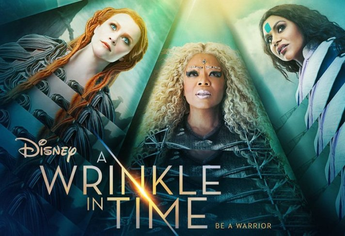 A Wrinkle in Time Reese Witherspoon Oprah Mindy Kaling